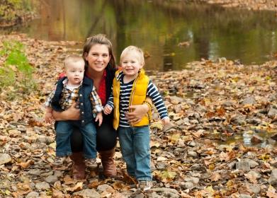 Montgomery County Newborn Photography