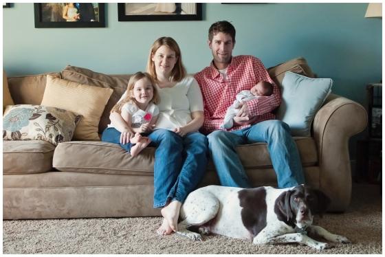 {Montgomery County PA} Newborn Photography