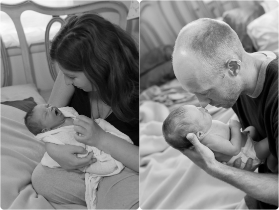 Montgomery County Newborn Photographer